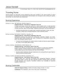 Proper Resume Objective Nursing Resume Goal Nursing Resume Objective