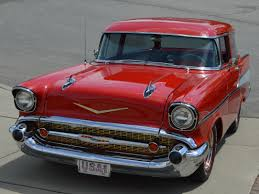 One of a Kind 1957 Chevy Two-Door Wagon
