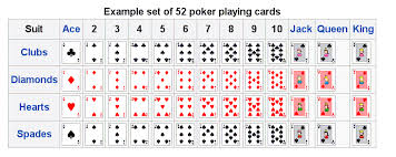 implementing a deck of cards