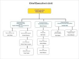 Company Structure Diagram Template Company Structure Diagram Template Organizational 48443973224