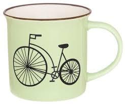 <b>Elan gallery Кружка Велосипед</b> 130004 — купить по выгодной ...