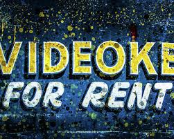 Rent Poster Videoke For Rent Poster By Michael Arend