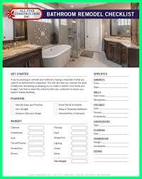 bathroom remodel checklist. Bathroom Remodel Checklist Excel Appealing Remodellist For Contractorsbathroom Picture Inspiration And P