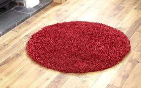 red round rug inspirational medium modern circle thick high area for living room unique small size round red rug