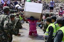 Resultado de imagen para cierre de fronteras con venezuela