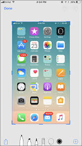 11 Guide To Ios In Ipad complete Use Tool And Screenshot On How Iphone Markup