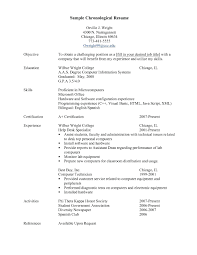Chronological Resume Vs Functional Resume Resume Chronological Resume Vs Functional Resume 14