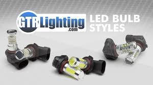 styles of lighting. gtr lighting led bulb styles of v