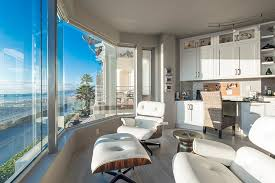 view in gallery amazing home office with stunning ocean view design hochuli design remodeling team beautiful home office view