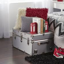Before you get started on your custom college trunk, be sure to pick up a