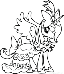Little Pony Printables My Little Pony Coloring Pages Little Pony