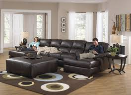 Living Room Furniture Design Layout Impressive Living Room Design With Open Floor Plan Layout Over