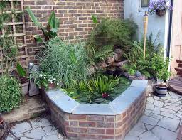 Small Picture 29 best images about Small Fish Pond Ideas Backyard Koi Fish
