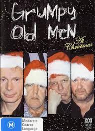 grumpy old men at christmas 2003 cover art