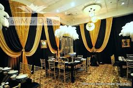 gatsby decor the great party decoration 1 decorations diy