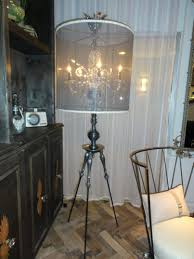 floor lamps luna bella this lamp is enormous and what statement i love the iron tripod