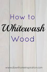 Pickled Maple Kitchen Cabinets 25 Best Ideas About Whitewash Kitchen Cabinets On Pinterest
