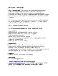 Draftsman Experience Certificate Sample Resume Templates Draughtsman