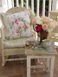 shabby chic outdoor furniture. Shabby Chic Porch Furniture Outdoor