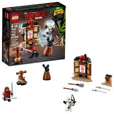 LEGO Ninjago Movie Spinjitzu Training 70606 (109 Pieces) - Walmart.com -  Walmart.com