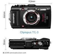 Olympus Tough Comparison Chart Olympus Tough Tg 3 Review And Specs