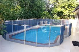 child safety pool fence pool fence s pool rails child proof pool fence pool barrier pool