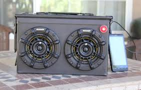speakers in box. how to turn any ammo box into an awesome set of portable speakers « macgyverisms :: wonderhowto in