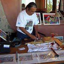 list of native american artists