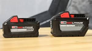 Voltage Isnt Everything Milwaukee M18 High Output