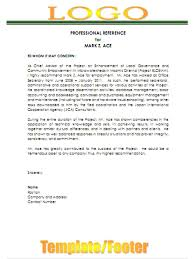 Best Photos Of Professional Reference Sample Recommendation Letter