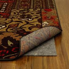 area rug pads for wood floors home supreme dual surface felted rug pad rug pads safe area rug pads for wood floors