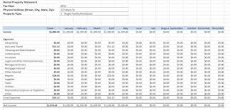 finances excel template how to keep track of rental property expenses