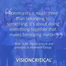 Quotes About Community Stunning Why Customer Engagement Matters Inspiring Quotes From 48 Business