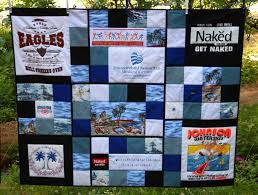 T-shirt Collage Quilt   My Custom Memorial Quilts   Pinterest ... & T-shirt Collage Quilt   My Custom Memorial Quilts   Pinterest   Shirt quilts,  Sew pattern and Patterns Adamdwight.com
