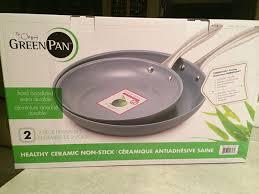 costco non stick pans. Modren Pans Green Pan Non Toxic Healthy Ceramic At Costco And Non Stick Pans T