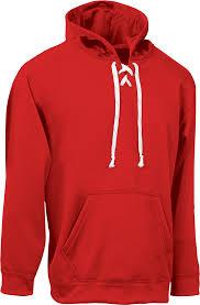 Kobe Sportswear Size Chart Dangler Nxt Hockey Lace Up Hoodie