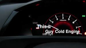 Cold Engine Light Mazda Blue Engine Temperature Warning Light Pogot
