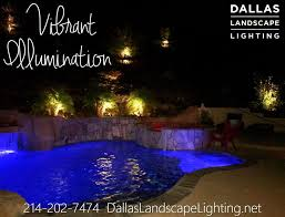 wake up your yard this fall with lighting installed by dallas