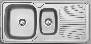 Best Stainless Steel Kitchen Sink With Double Equal Bowl And Two Best Stainless Kitchen Sinks