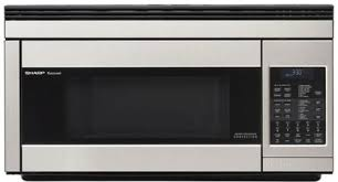 sharp convection microwave. sharp r1874t - stainless steel convection microwave m