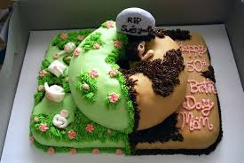 Cake Ideas For Womens 50th Birthday Husband New Coolest Homemade