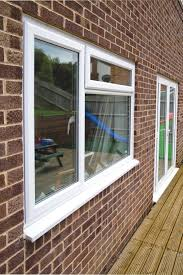 Double Glazed Kitchen Doors Pvcu Double And Triple Glazed Windows In North Devon