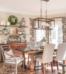 Breakfast Area rustic farmhouse breakfast area reveal before and after 1737 by xevi.us
