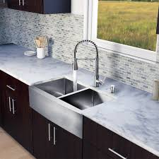 apron kitchen sink double bowl apron front sink for kitchen made of stainless steel combined with apron kitchen sink kitchen sinks alcove