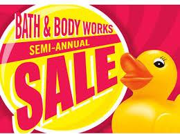 bath and body works semi annual sale end date bath body works semi annual sale