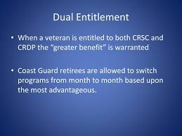 Ppt Combat Related Special Compensation Crsc And