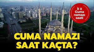 Cuma namazı saati : 20 Aralık 2019 Ankara, Bursa, İzmir, İstanbul Cuma  namazı saat kaçta?