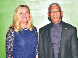 as guyana forges ahead with its green agenda president david granger on wednesday accepted letters of credence from swedish non resident ambador