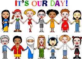 Znalezione obrazy dla zapytania dzień kobiet 2018 its our day
