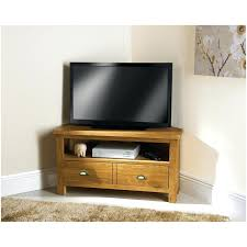 small corner tv cabinet oak corner unit living room furniture b m throughout stand remodel narrow tv